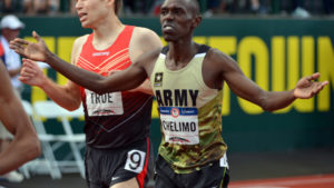 olympics military